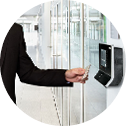 Instalare sisteme control acces