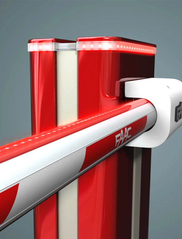 Reparatii bariere control acces